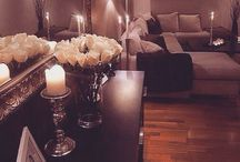 DREAM HOME / Beautiful living rooms,kitchens and all other home decor  / by ⭐♛Odd Love ♛⭐