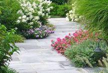 garden ideas / nápady pro zahradu, terasu, chatu, zahradní domek
