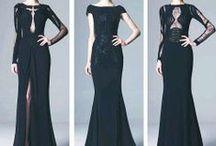 """Платье, как искусство / """"Платье не имеет никакого смысла, если оно не вселяет в мужчин желание снять его с вас"""". Франсуаза Саган"""
