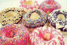D.O.U.G.H.N.U.T.S / Donuts! YUM! / by Hannah Victoria
