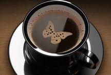 Кофе. Шоколад. / Вкусности и приятности...