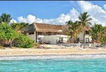 Viva Mexico! / Tropical blue water, hot sun and sandy beaches!
