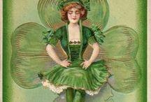 Ирландия / Люблю Ирландию за удивительную природу, сказки, танцы и потому, что у меня рыжие волосы и зеленые глаза...