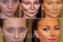 Искусство Make-Up / Некрасивых женщин не бывает! Это утверждает визажист из Ливана Самер Хузами. И это не бахвальство. Мастер не только отлично скрывает дефекты. На фото видно, как обычных девушек визажист превращает в королев красоты с идеальной кожей. Но самое удивительное - он меняет им черты лица. Такую работу даже не хочется называть обычным гримом. Скорее, это искусство на грани пластической хирургии.