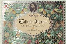 William Morris: Father of Modern Design and Pattern (ウィリアム・モリス) / Texitile, Book & Editorial Designs and More