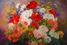 Цветочное настроение. Искусство