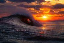 Морская... Волны / Красивы и необычные фото волн