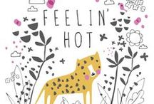 illustrations - wild animals / illustrations - wild animals