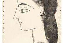Picasso / Pablo Ruiz y Picasso (1881 - 1973)