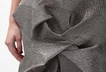 Муляж и дизайн / Интересные модели и элементы в одежде