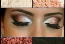 Makeup with Younique Minerals and 3D Fiber lash mascara / Younique mineral makeup, skincare and Moonstruck 3D Fiber lash mascara. The best mascara of 2014. All mineral foundations, concealers and blushers. You can buy it here 24/7 or join Younique now and sell it yourself! https://www.youniqueproducts.com/tamaragerace/products/landing