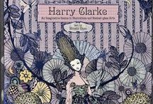 Harry Clarke (ハリークラーク) / An Imaginative Genius in Illustrations and Stained-glass Arts