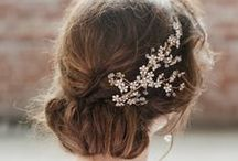 Love Is In The Hair / Start your wedding day with beauty services at the Spa at Eilan!