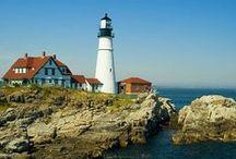 Maine, USA / Travel the state of Maine, USA.