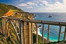 California, USA / Travel the state of California, USA