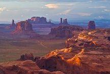 Arizona, USA / Travel the state of Arizona, USA