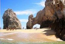 Cabo San Lucas, Mexico / Celebrating the virtues of Cabo San Lucas in the Baja California peninsula of Mexico.