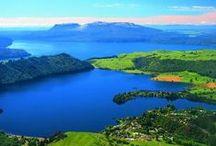 Rotorua, New Zealand / Discovering the treasures of Rotorua, New Zealand.