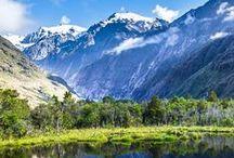 New Zealand / Exploring the virtues of New Zealand