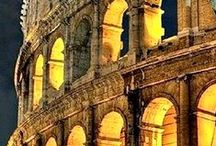 Italy / Exploring the virtues of travel in Italy.