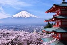 Japan / Exploring the wonders of the country of Japan.