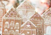 ❄❄❄ Christmas Cards & Tags, Wrapping ❄❄❄ / vánoční přání, balení dárků
