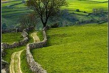 United Kingdom / Exploring the virtues of the United Kingdom. England, Scottland, Wales, Northern Ireland.