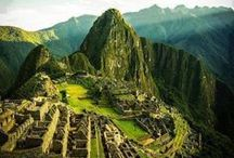 Peru / Exploring the wonders of the country of Peru.