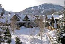 Whistler, Canada Vacation Rentals / Vacation rentals in ski country of Whistler, British Columbia, Canada.