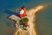 Michigan, USA / Exploring the virtues of the state of Michigan, USA.