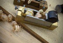 Fine Tools: Phillip Marcou, Master Craftsman / Precision woodworking planes