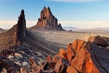 New Mexico, USA / Exploring the wonders of the state of New Mexico