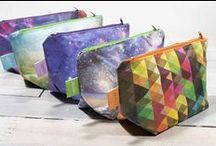 Tolltartó / pénztárca, neszeszer Federmappa, Brieftasche, Kosmetiktaschen pencil case, wallet, beauty case