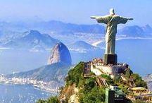 Rio de Janiero / Exploring the virtues of Rio de Janiero in Brazil, South America.