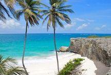 Barbados / Exploring the wonders of the Caribbean island of Barbados