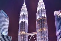 Malaysia / Exploring the wonders of the country of Malaysia.