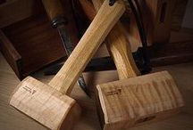Fine Tools: Mallets / Fabricated devices to set joints, drive himself, adjust plane irons, etc...