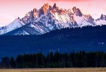 Idaho, USA / Exploring the virtues of the state of Idaho, USA.