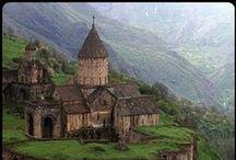 Armenia / Exploring the wonders of the country of Armenia