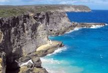Guadeloupe / Exploring the wonders of the Caribbean Island country of Guadeloupe