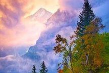 Switzerland / Exploring the wonders of Switzerland.