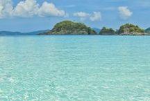 Virgin Islands / Exploring the wonders of the Virgin Islands.
