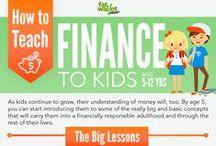 Kids and money - Дети и деньги