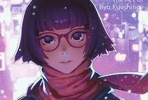 MOMENTARY: The Art of Ilya Kuvshinov / The first collection of works by the Japan-based Russian illustrator, Ilya Kuvshinov