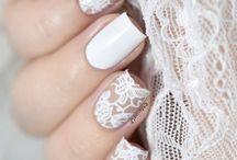 Nails And Wedding  / Inspiration Nails