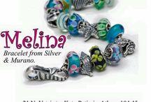 Melina world Greece Jewellery / Jewellery made of Greece