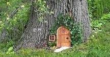Tündér, manó: ház, kert stb. / Miniatűr házak, kertek... mesebeli és valós tárgyak megvalósításának lehetőségei