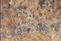 Countertops / Sampling of countertop options available from McKean's. Countertop options include plastic laminate (Formica), solid surface, granite and quartz.   Fabrication and installation by McKean's employees.  Over 50 years experience in New Construction and Remodel finishes. http://www.mckeans.com/countertopproducts