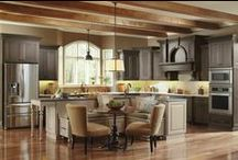 Inspirational Kitchens / A collection of Kitchens we admire.
