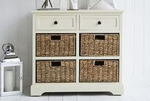 Storage Furniture / Furniture to offer essential storage for you country cottage home